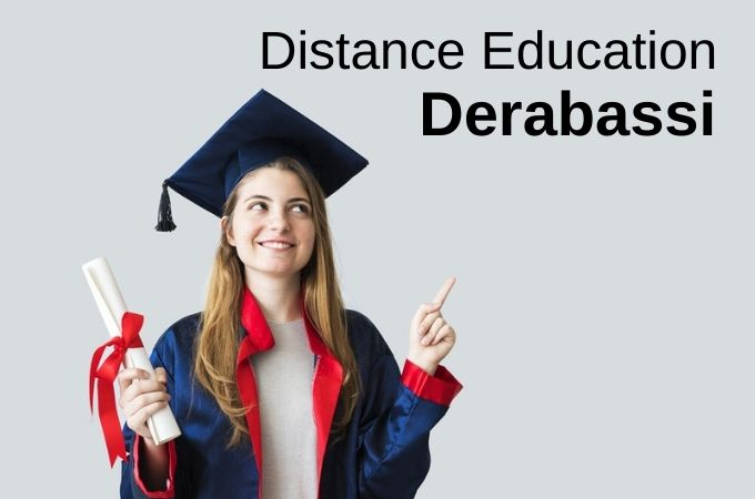 Distance Education in Derabassi