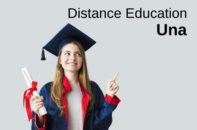 Distance Education in Una